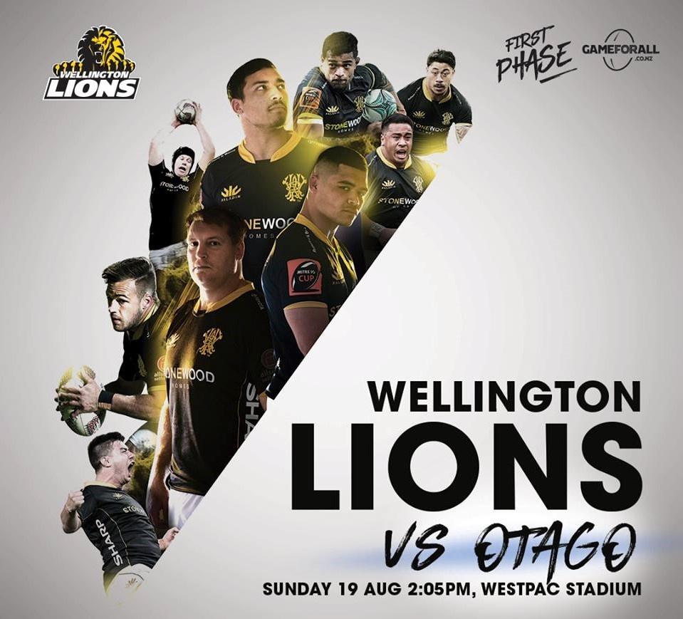 Vs. Otago Game Image-1